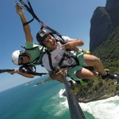 Voo radical com a Best Fly Rio Voo Livre
